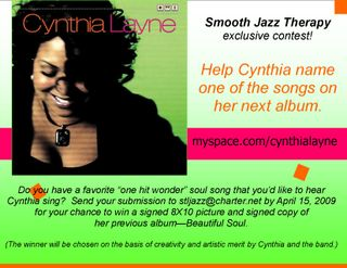 Smoothjazztherapy contest