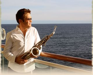 Dave Koz At Sea