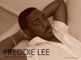 Freddie Sepia Publicity Photo 2011