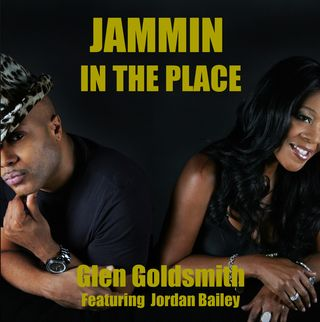 Jammin in the Place Single Cover