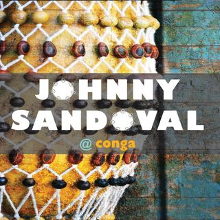 Johnny Sandoval Cover