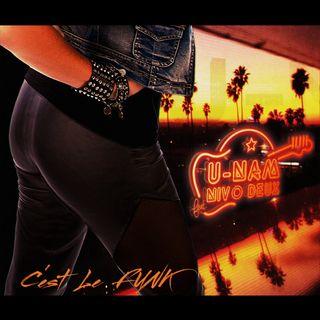 U-Nam-C'est Le Funk feat. NiVO DEUX-Artwork Single Cover