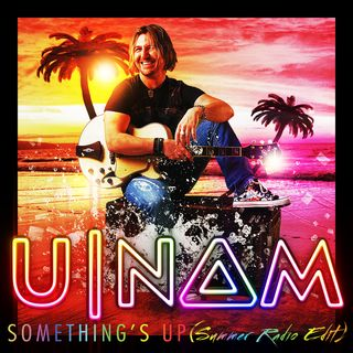 U-Nam-Something'sUp-ArtworkCover