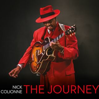 Nick Colionne The-Journey high res cover