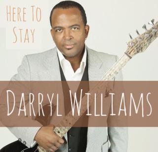 Darryl Williams cover art