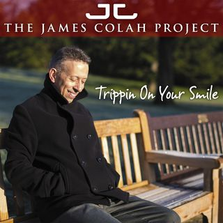Trippin On Your Smile - The James Colah Project - Cover Art JPEG