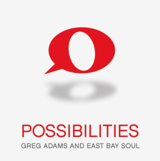 Greg Adams Possibilities cover art