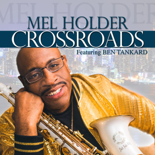 Mel Holder Crossroads cover art