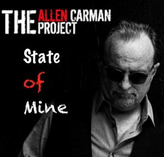 Allen Carman project State Of Mine cover art _2_