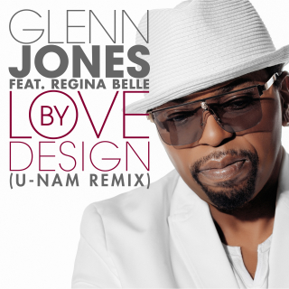 Cover_Glenn Jones_Love By Design_Remix_B_101118