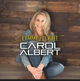 Carol Albert Femme Flight cover art