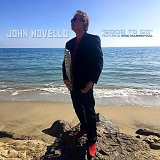 John Novello-Good To Go cover-3k