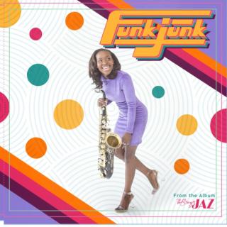 Jazmin Ghent Funk Junk cover art