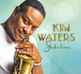 Kim Waters album cover