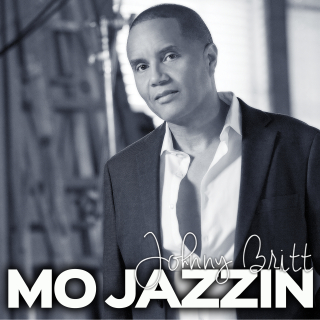 Johnny Britt Mo Jazzin cover art