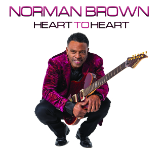 Norman Brown Cover