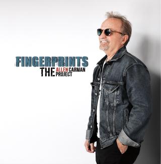 Allen Carman Fingerprints Cover Art