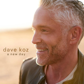 Dave Koz A New Day cover art