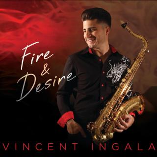 SHA-5491 Vincent Ingala--Fire & Desire